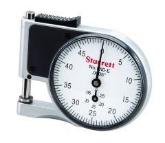 STARRETT 1010EZ Dial Indicator Pocket Gage (1010EZ)