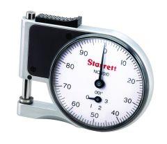 STARRETT 1010Z Dial Indicator Pocket Gage (1010Z)