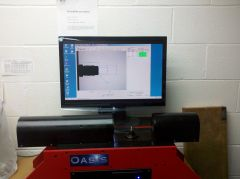 Oasis Elite .2 X12 Field of View Measuring system