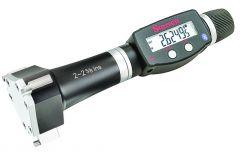 STARRETT 770BXTZ-258 Electronic Internal Micrometer, 3-Point Contact (770BXTZ-258)