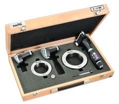 STARRETT S770BXTFZ Electronic Internal Micrometer Set, 3-Point Contact (S770BXTFZ)