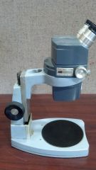 American Optical Microscope