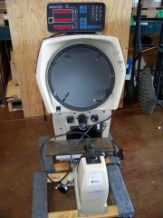 Used S-T 20-3500 Optical Comparator