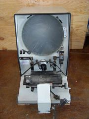 Used ST 20-200 Optical Comparator