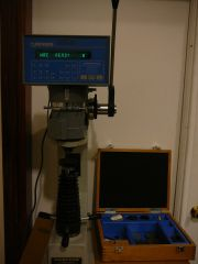 Newage Versitron AT130-RDS Rockwell Hardness Tester