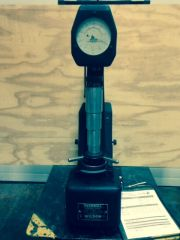 Wilson 4TY Hardness Tester